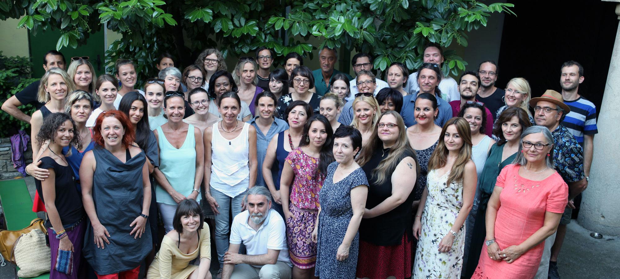 Teamfoto Institut für Frauen und Männergesundheit