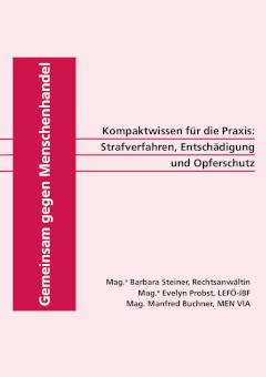 Bild der Broschuere Kompaktwissen Strafrecht Menschenhandel