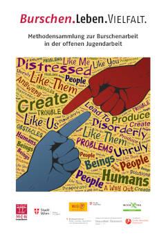 Bild des Methodenhandbuchs Burschen leben Vielfalt